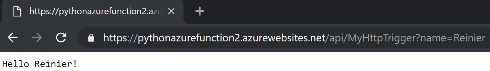 Python on Azure Functions - Round 2   r-vm com